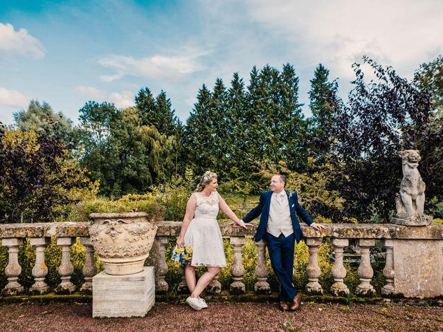 Cathy & Sam's wedding