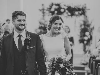 Samuel Davison & Leanne Beattie's wedding 1