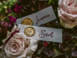 Samuel Davison & Leanne Beattie's wedding 2