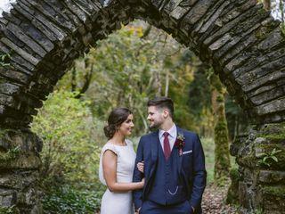 Samuel Davison & Leanne Beattie's wedding