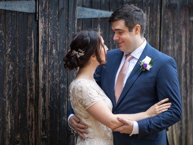 Elspeth & James's wedding