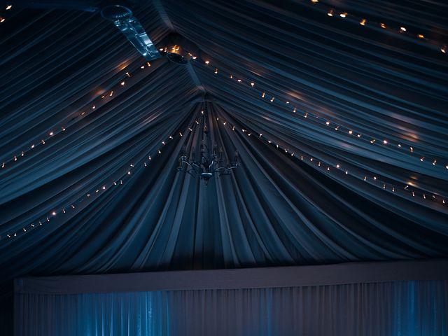 Geraint and Chloe's Wedding in Oxwich, Swansea 18