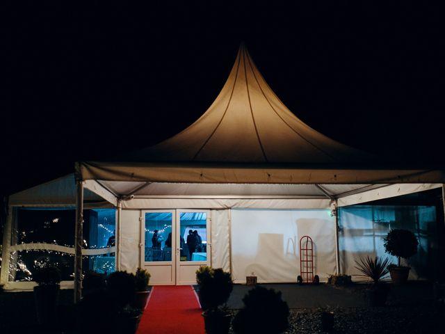 Geraint and Chloe's Wedding in Oxwich, Swansea 22