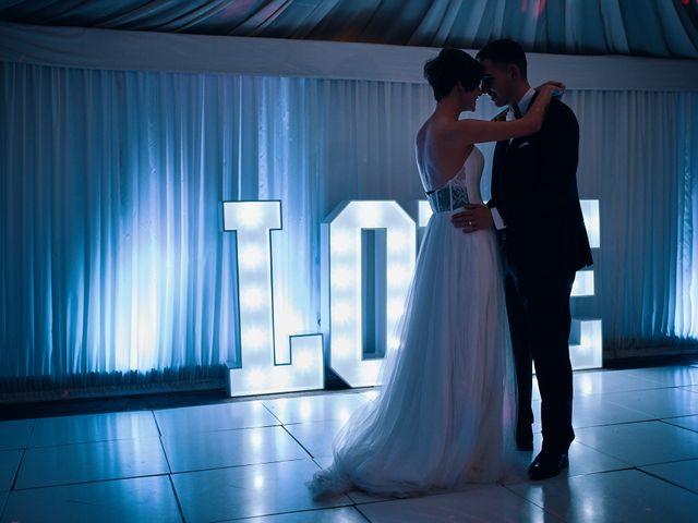 Geraint and Chloe's Wedding in Oxwich, Swansea 23