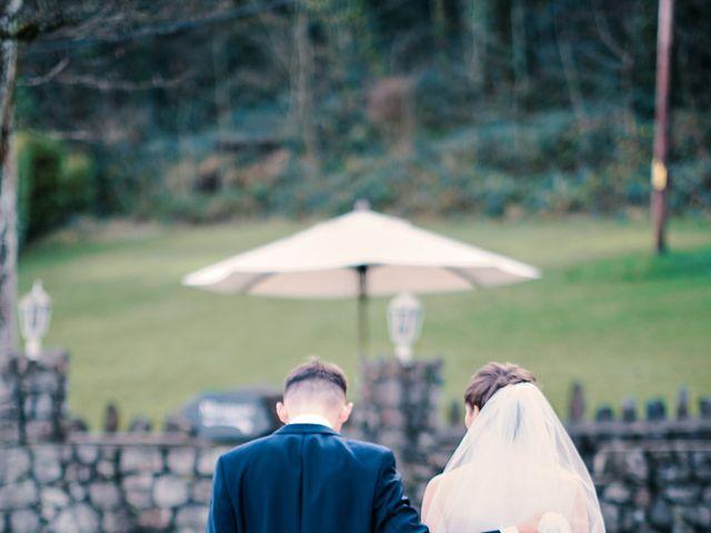 Geraint and Chloe's Wedding in Oxwich, Swansea 40