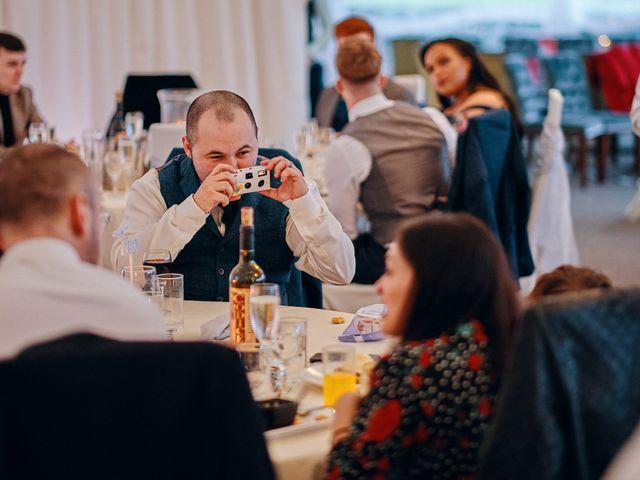 Geraint and Chloe's Wedding in Oxwich, Swansea 52