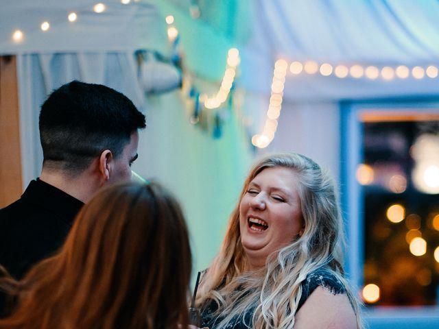 Geraint and Chloe's Wedding in Oxwich, Swansea 56