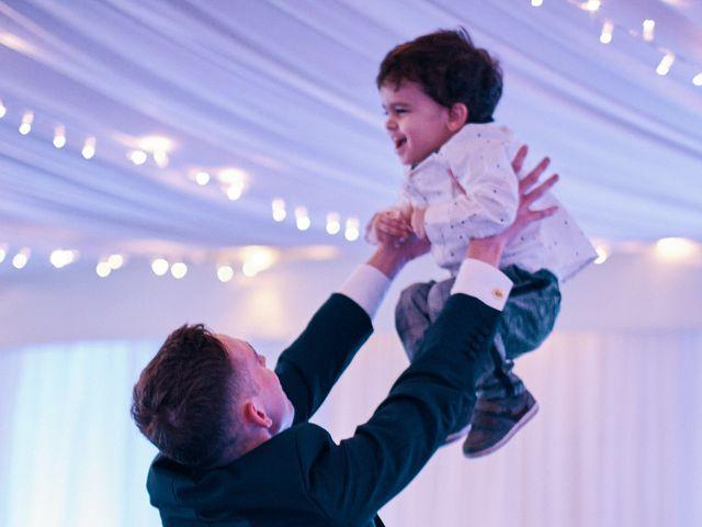 Geraint and Chloe's Wedding in Oxwich, Swansea 57
