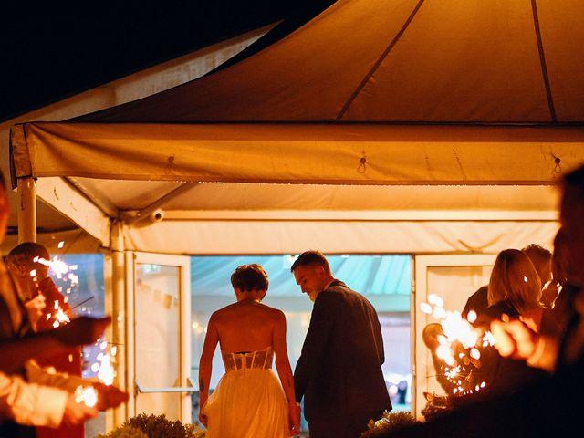 Geraint and Chloe's Wedding in Oxwich, Swansea 58