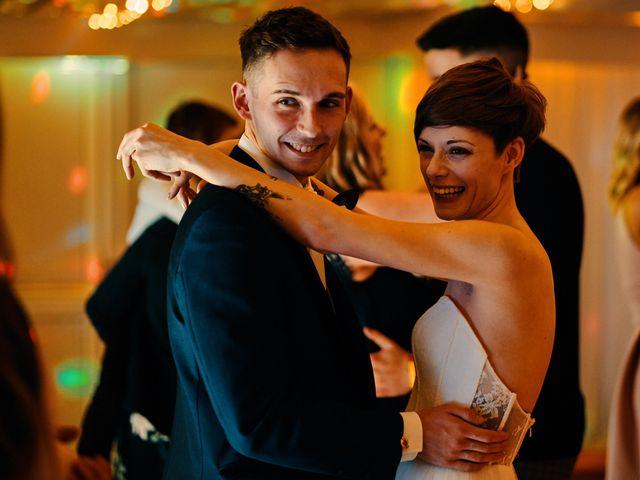 Geraint and Chloe's Wedding in Oxwich, Swansea 61