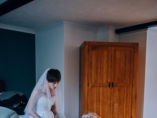 Geraint and Chloe's Wedding in Oxwich, Swansea 67