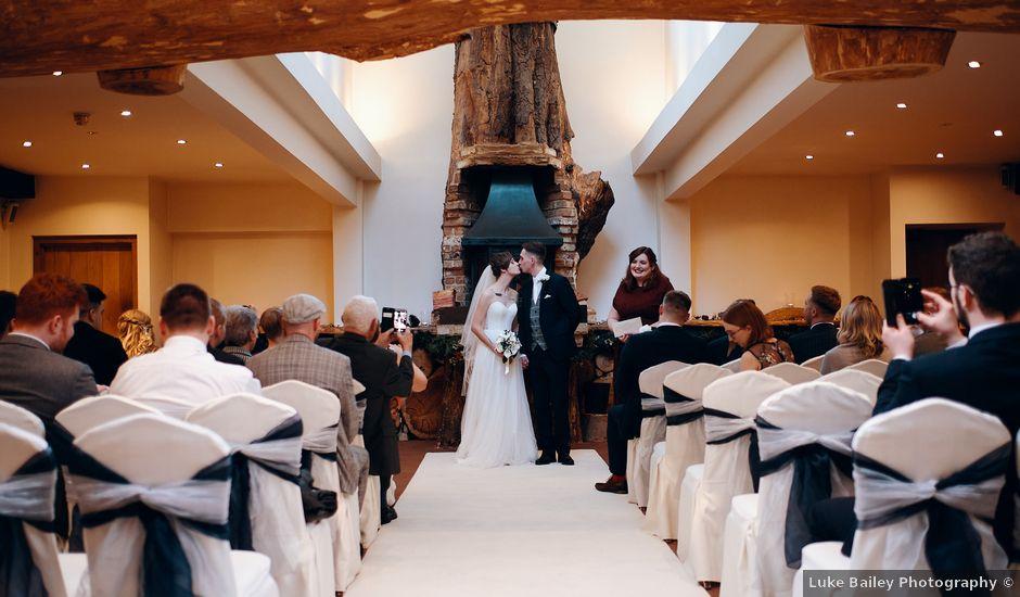 Geraint and Chloe's Wedding in Oxwich, Swansea