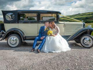 Carina & Wayne's wedding
