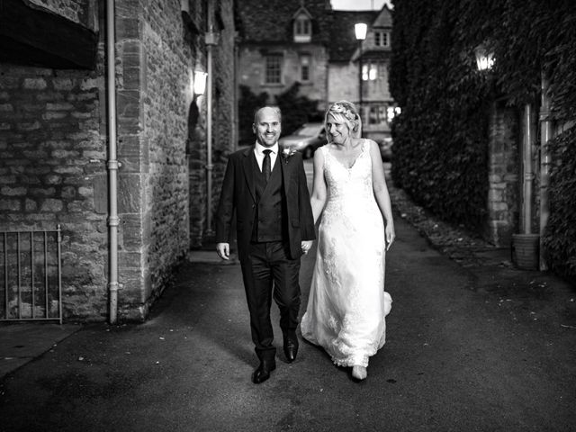 kate and jon's Wedding in Burford, Oxfordshire 17