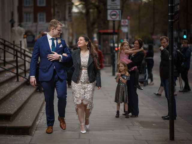 Stella & Jarred's wedding