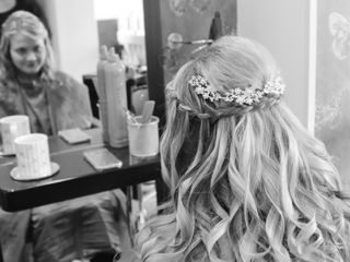 Lilly & George's wedding 1