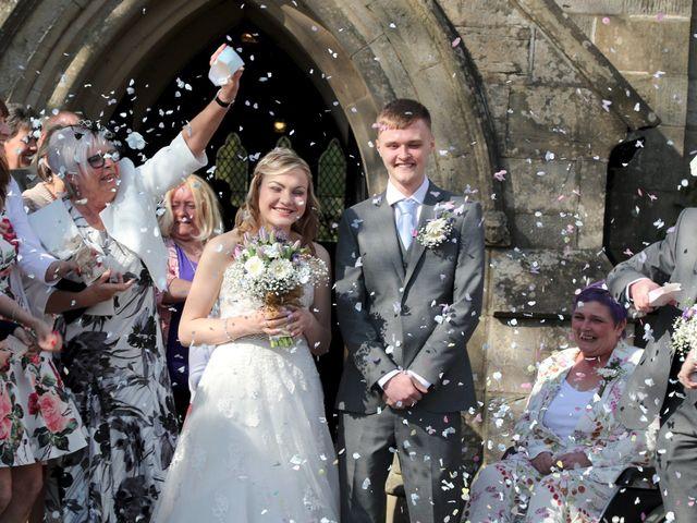 Lilly & George's wedding