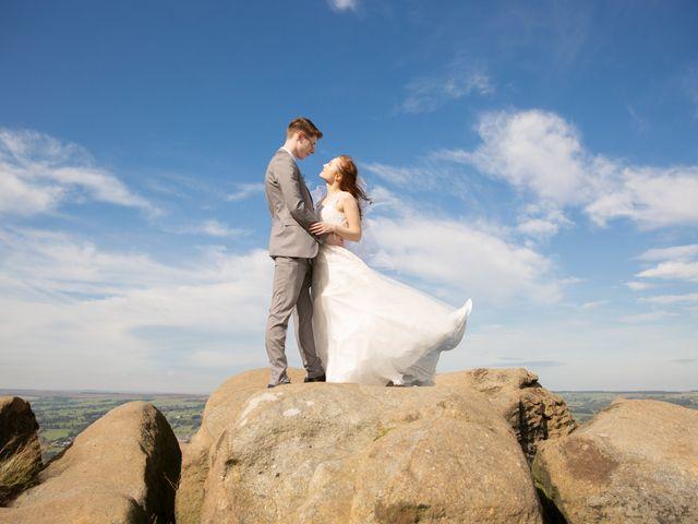 Megan & Lloyd's wedding