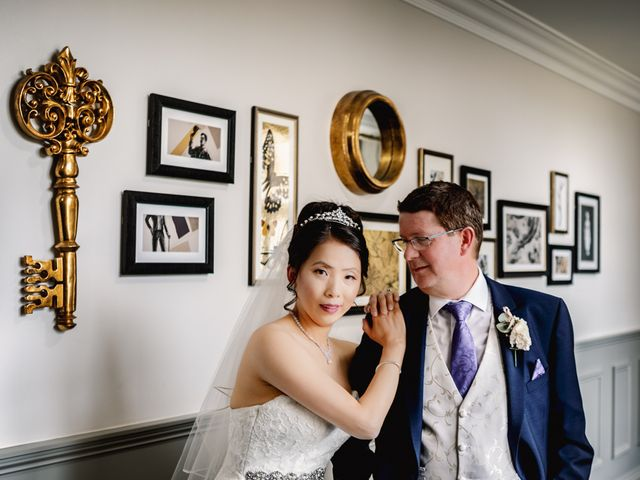 Candy & Paul's wedding