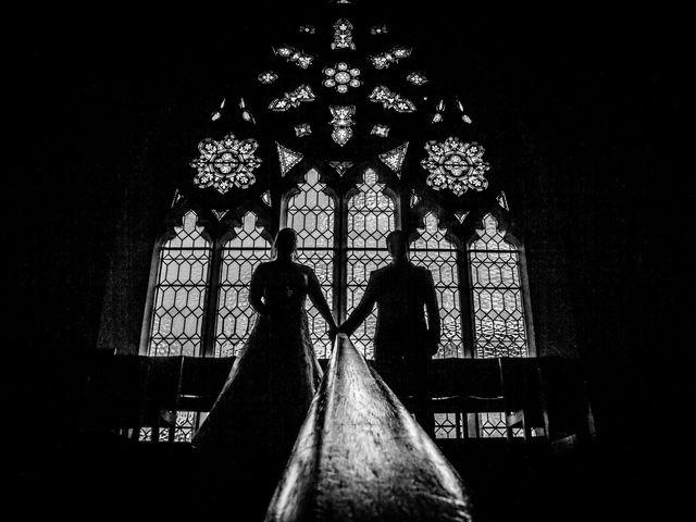 Lis & Mark's wedding