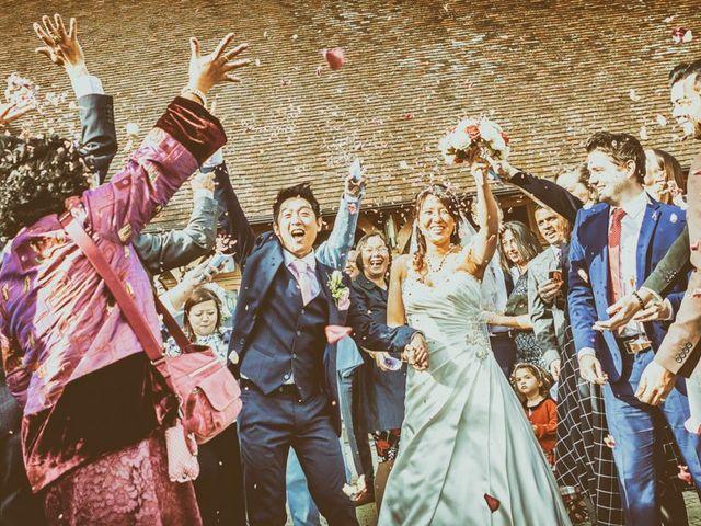 Michelle & Teck's wedding