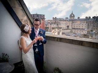 Richard & Natalie's wedding