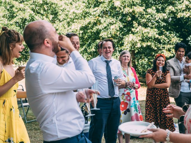 JAMES and LAURA's Wedding in London - West, West London 1