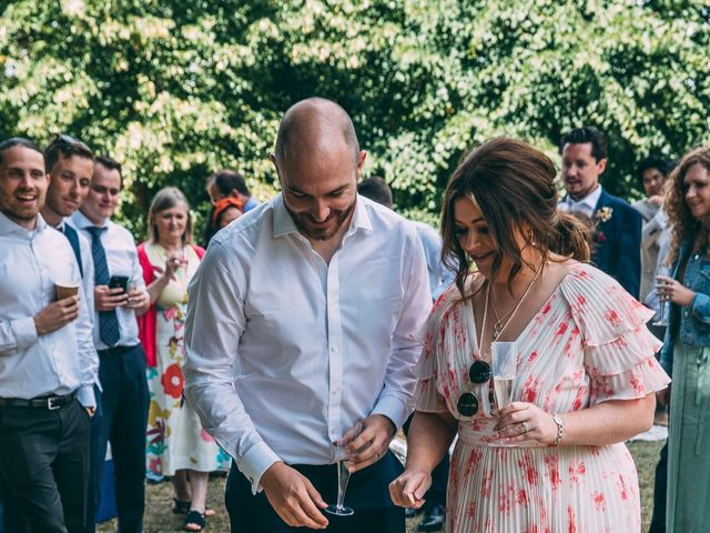 JAMES and LAURA's Wedding in London - West, West London 9