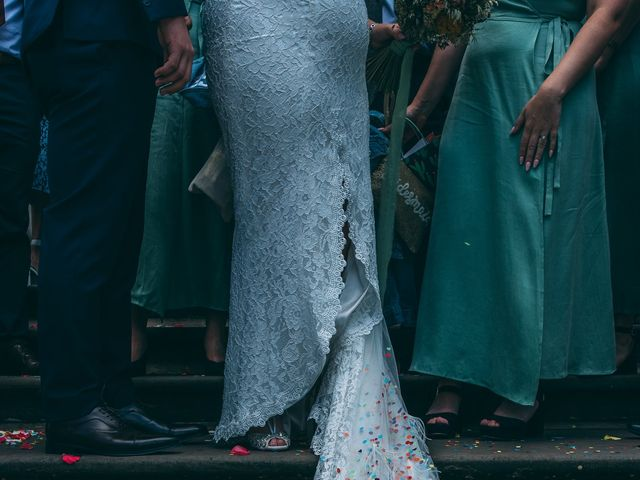 JAMES and LAURA's Wedding in London - West, West London 41