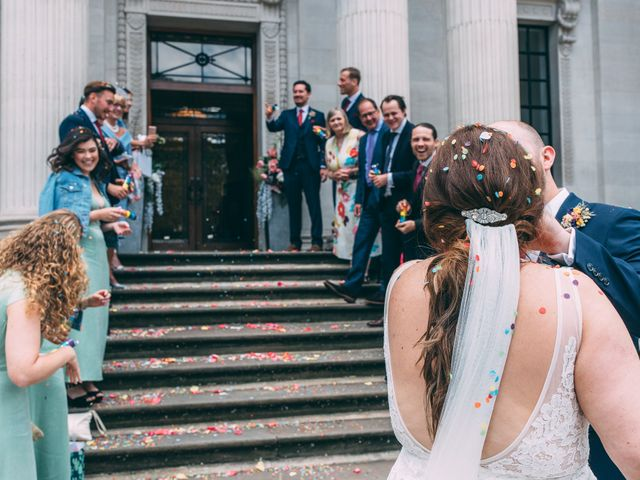 JAMES and LAURA's Wedding in London - West, West London 44