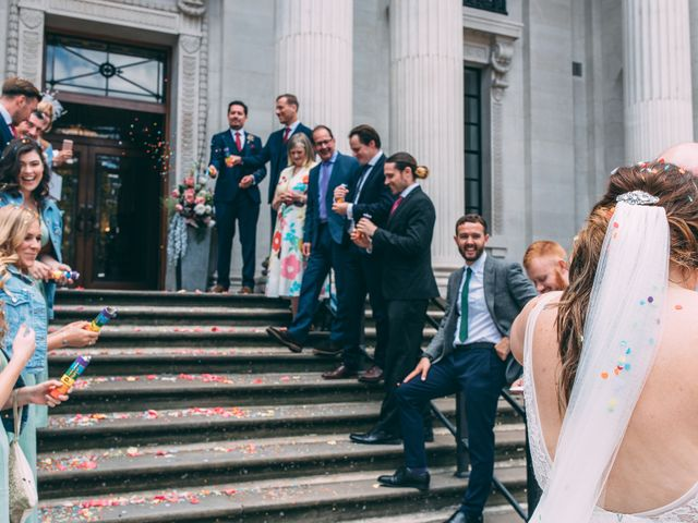 JAMES and LAURA's Wedding in London - West, West London 45