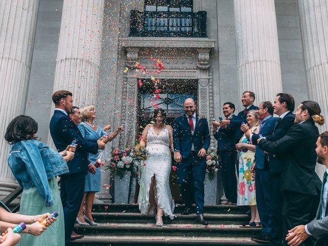 LAURA & JAMES's wedding