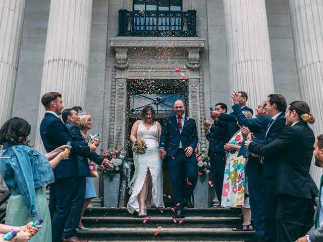 JAMES and LAURA's Wedding in London - West, West London 49
