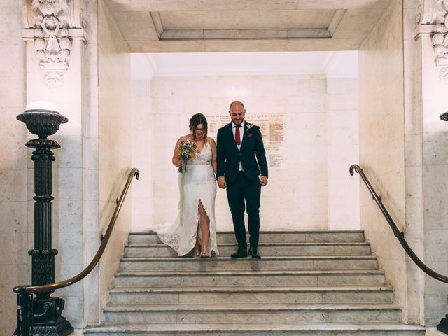 JAMES and LAURA's Wedding in London - West, West London 55