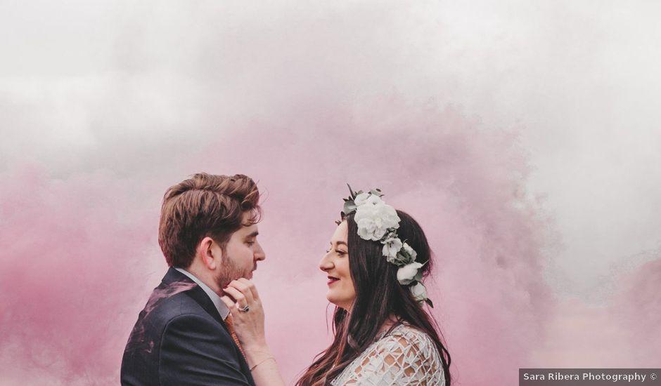 Joseph and Ellen's Wedding in Knutsford, Cheshire