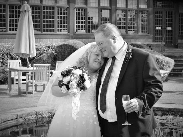 Dawn & David's wedding
