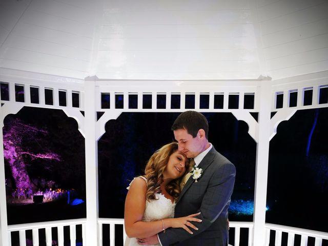 Kirsty & Jamie's wedding
