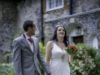 Tim & Jo & Lawrence's wedding