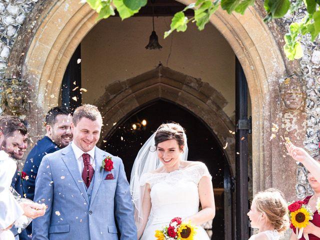 Abigail & Elliott's wedding