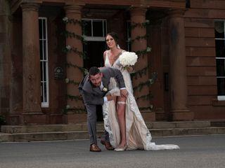 Liam & Becky's wedding 2