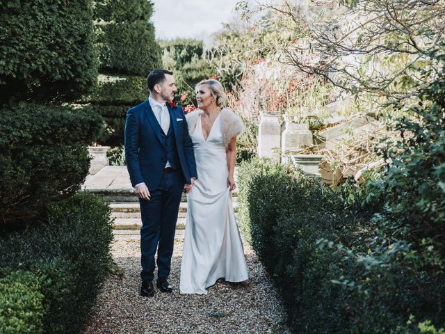 Victoria & Rhodri's wedding