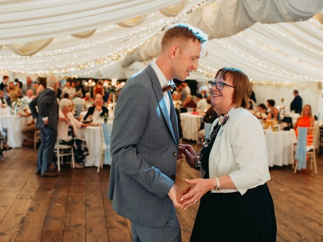Steve and Lizzie's Wedding in Notts, Nottinghamshire 5
