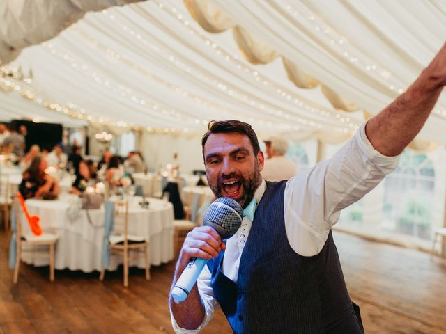 Steve and Lizzie's Wedding in Notts, Nottinghamshire 6