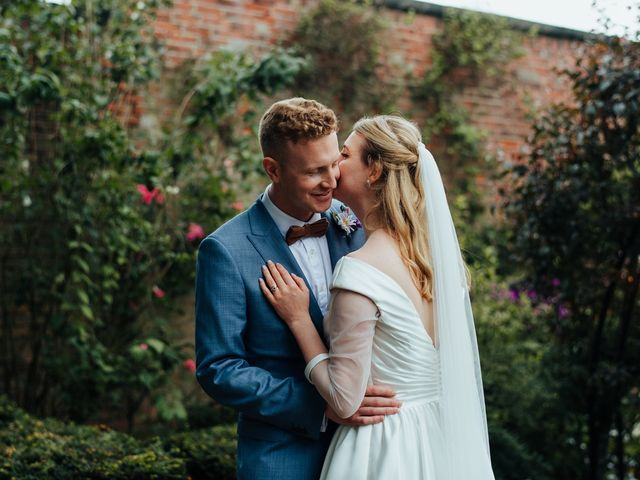Lizzie & Steve's wedding