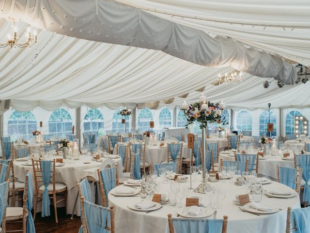 Steve and Lizzie's Wedding in Notts, Nottinghamshire 2