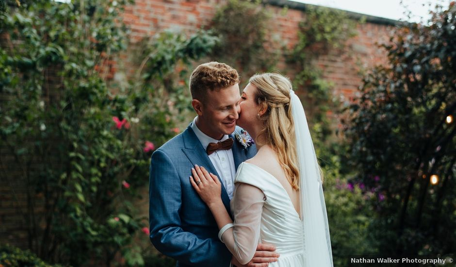 Steve and Lizzie's Wedding in Notts, Nottinghamshire