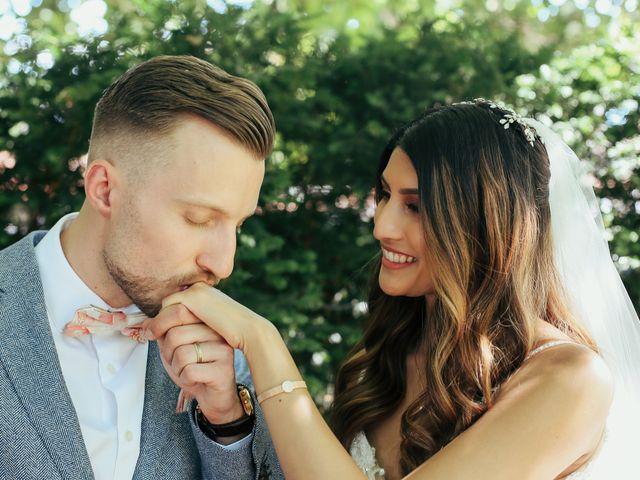 Ambreen & Matthew's wedding
