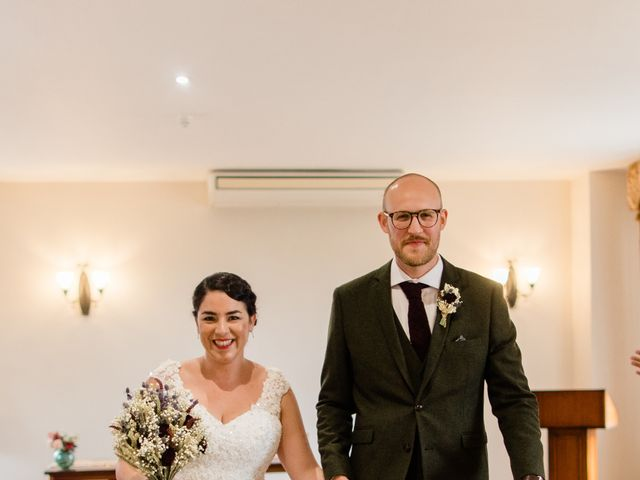 Lee and Anabel's Wedding in St Albans, Hertfordshire 5