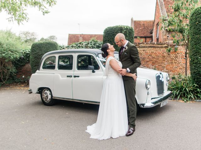 Lee and Anabel's Wedding in St Albans, Hertfordshire 7