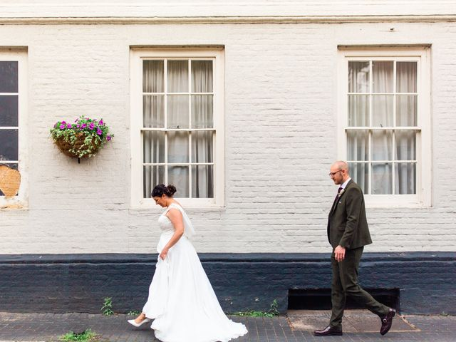 Lee and Anabel's Wedding in St Albans, Hertfordshire 1